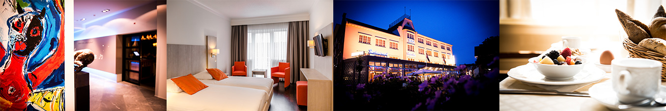 Overnachten bij Hotel Voncken